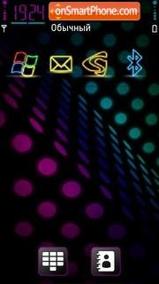 Discolight tema screenshot