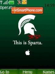 Sparta 02 es el tema de pantalla