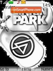 Linkin Park 08 theme screenshot