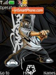 Graffiti 08 Theme-Screenshot