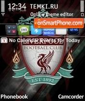 Liverpool Fc 03 es el tema de pantalla