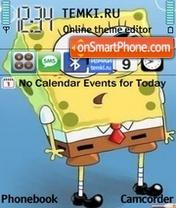 Spongebob Squarepant 02 theme screenshot