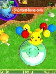 Скриншот темы Pokemon 04