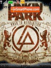 Linkin Park 09 es el tema de pantalla