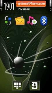 ABeautiful Mind theme screenshot