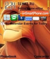 Lion King 02 es el tema de pantalla
