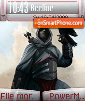 Assassins Creed 05 theme screenshot