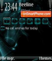 Insanity theme screenshot