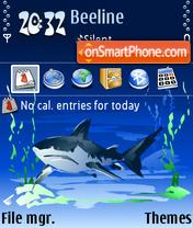 Shark 06 theme screenshot