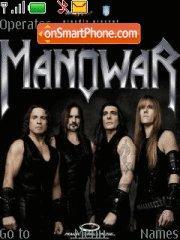 Manowar theme screenshot