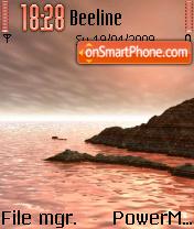 Nice Landscape 01 theme screenshot