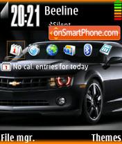 Camaro 72 theme screenshot