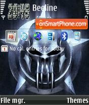 Ironskullb es el tema de pantalla