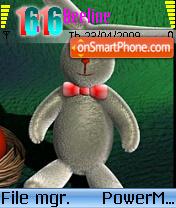 Happy Easter 07 es el tema de pantalla