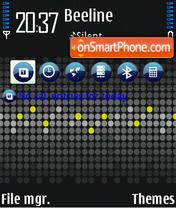 Equalizer 02 theme screenshot