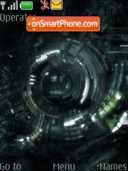 Future Tehnology theme screenshot