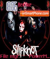 Slipknot 14 es el tema de pantalla