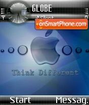 iMAC BLUE es el tema de pantalla