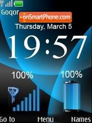 Nokia Indicator theme screenshot