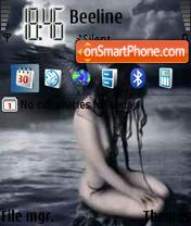 Скриншот темы AngelDizel