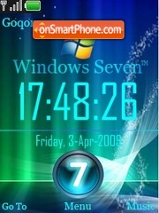 Windows Se7en V2 theme screenshot