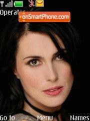 Sharon Den Adel_2 theme screenshot