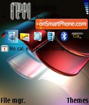 Скриншот темы Windows 10