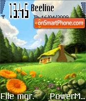 Meadow theme screenshot