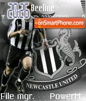 Newcastle Theme theme screenshot