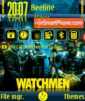 Watchmen 01 theme screenshot