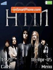 H.I.M. es el tema de pantalla