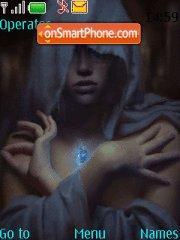 Скриншот темы Blue diamond