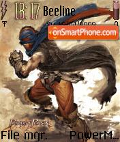 Prince Of Persia 4 01 es el tema de pantalla