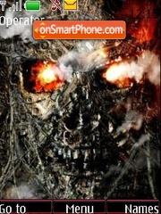 Terminator Salvation theme screenshot