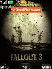 Fallout 3 theme screenshot