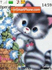 Kitty tema screenshot