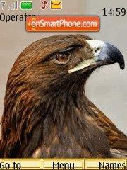 Eagle tema screenshot