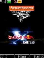 Red Bull x-fighters theme screenshot