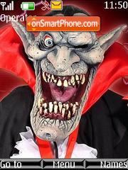Dracula theme screenshot