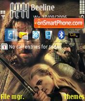 The Lord theme screenshot