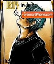 Smoking 01 theme screenshot