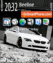 Скриншот темы Bmw M6 10
