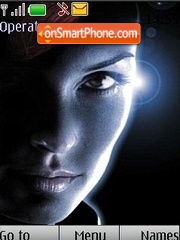 X-men - Gean Grey theme screenshot