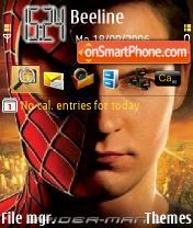Spiderman 13 es el tema de pantalla