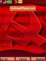 USSR theme screenshot