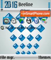 Cube 03 theme screenshot