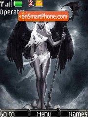 Angels of the darkness tema screenshot