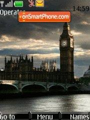 Big Ben tema screenshot