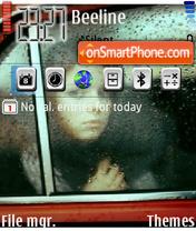 Скриншот темы Leave Me Alone