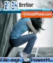 Leave Me Alone 02 theme screenshot